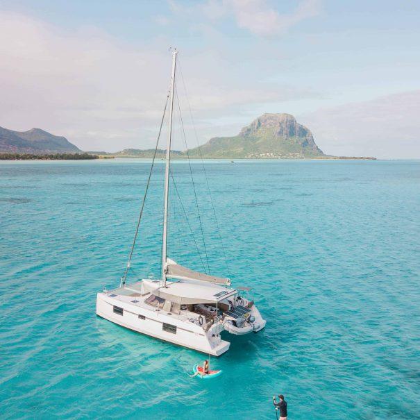 Sea Spirit SUP le Morne Mauritius