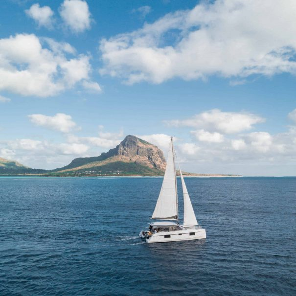 Sea Spirit Sainling by Le Morne Mauritius